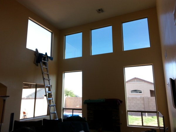 Residential Window Tinting Home