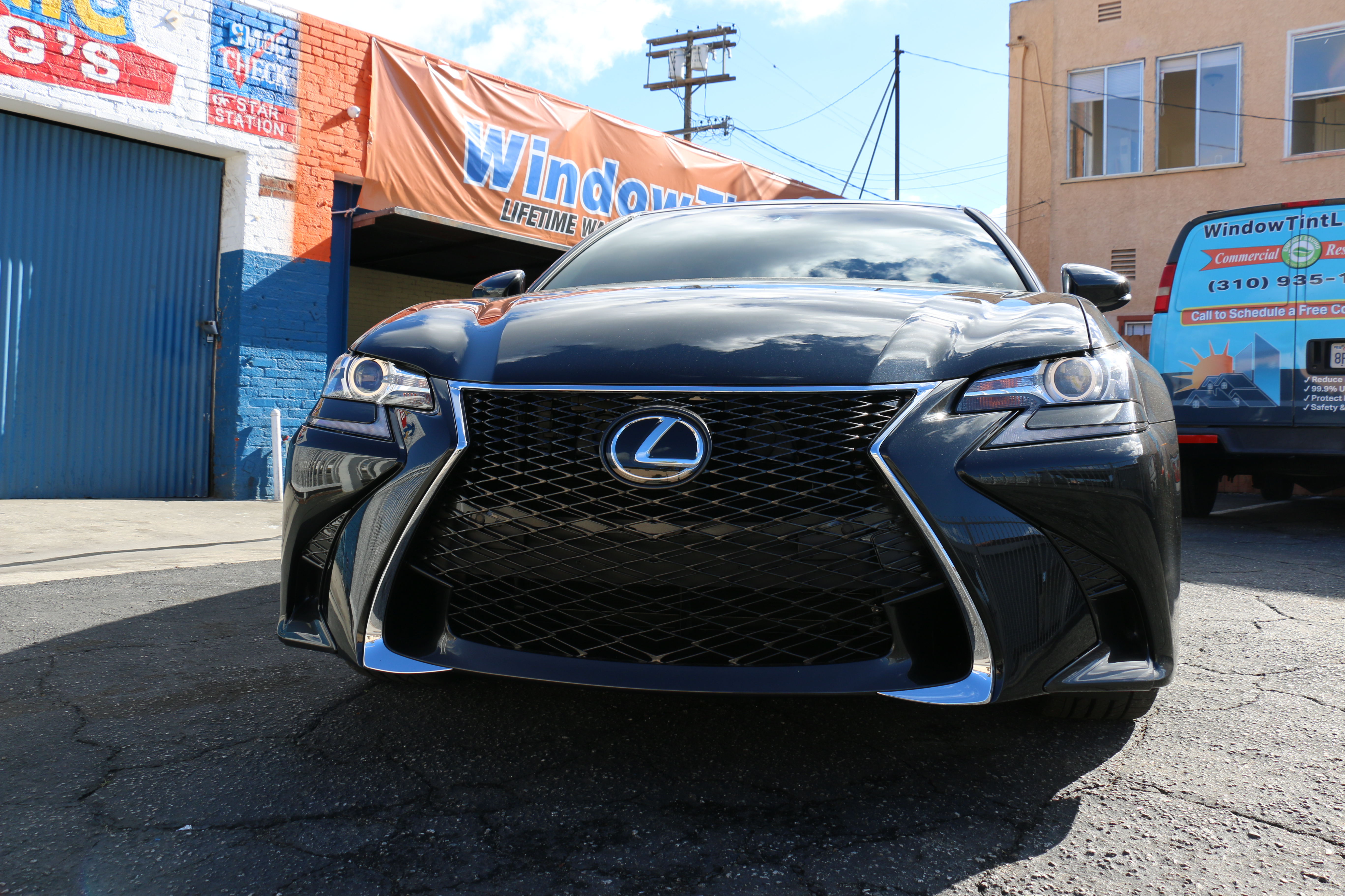 Window Tint for Lexus GS350 WindowTintz