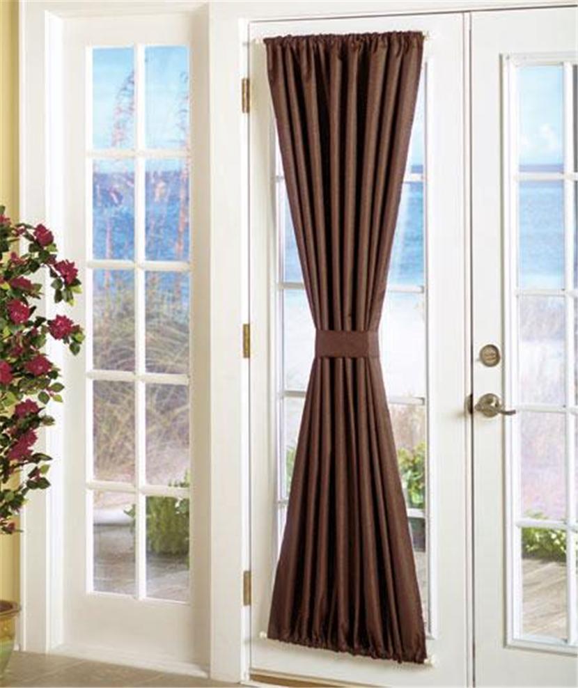 Back Door Window Treatments