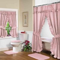 Bathroom Window Curtain Sets | Window Treatments Design Ideas