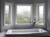 Bathroom Window Film Privacy | Window Treatments Design Ideas