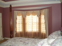Bow Window Treatment Ideas Pictures | Window Treatments ...