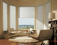 Bow Window Treatments Curtains