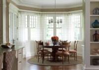 Bow Window Treatments Dining Room   Window Treatments ...