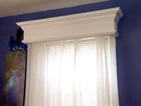 Cornice Valances Window Treatments | Window Treatments ...
