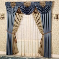Elegant Valances Window Treatments | Window Treatments ...