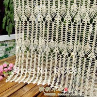 Free Curtain Crochet Patterns | Window Treatments Design Ideas
