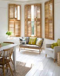Ideas For Bay Window Treatments | Window Treatments Design ...