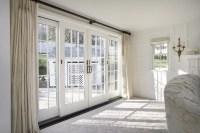 Patio Door Curtain Panels | Window Treatments Design Ideas