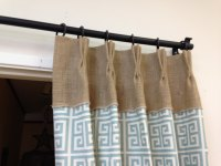 Rustic Curtains Window Treatments | Window Treatments ...