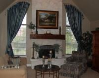 Window Treatments For Arched Window | Window Treatments ...