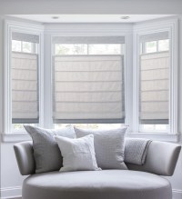 Bay Window Blinds Alternatives | Window Treatments Design ...