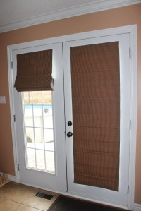 Blinds For French Door Windows | Window Treatments Design ...