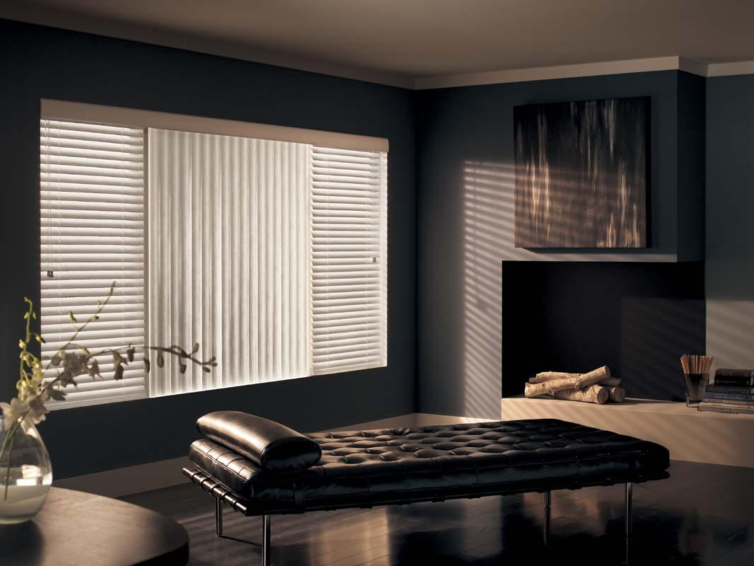 Blinds For Large Living Room Windows