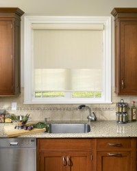 Blinds In Kitchen Window | Window Treatments Design Ideas
