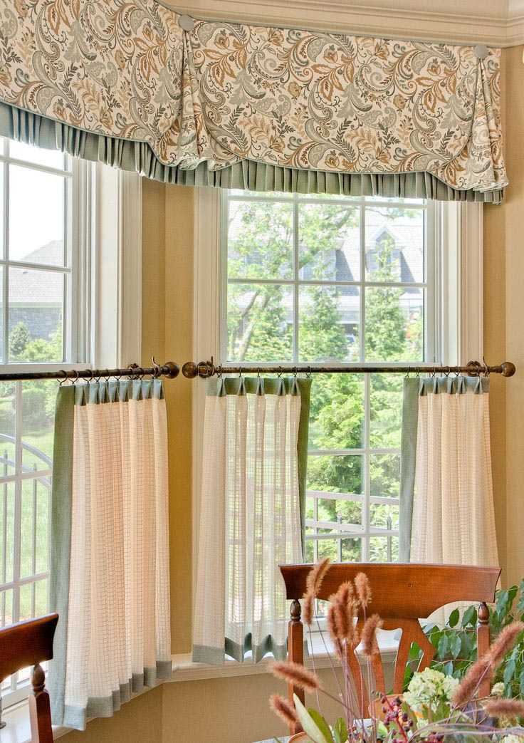 Country Curtains Kitchen Valances  Window Treatments