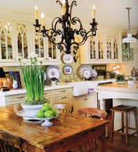 Country French Valances Kitchen | Window Treatments Design ...