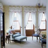 Curtain Valance Ideas Living Room   Window Treatments ...
