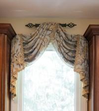 Custom Made Valance Window Treatments | Window Treatments ...