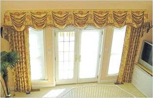 Custom Window Valance Designs   Window Treatments Design Ideas