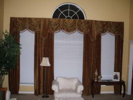 Custom Window Valances Select Color According to Your ...