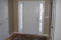Door Window Blinds Functionality | Window Treatments ...