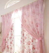 French Country Lace Valances | Window Treatments Design Ideas