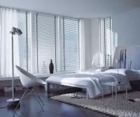 Horizontal Blinds For Large Windows | Window Treatments ...
