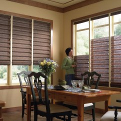 Kitchen Window Shades Yellow Chairs Blinds And Treatments