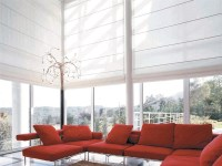 Large Window Blinds Ideas | Window Treatments Design Ideas
