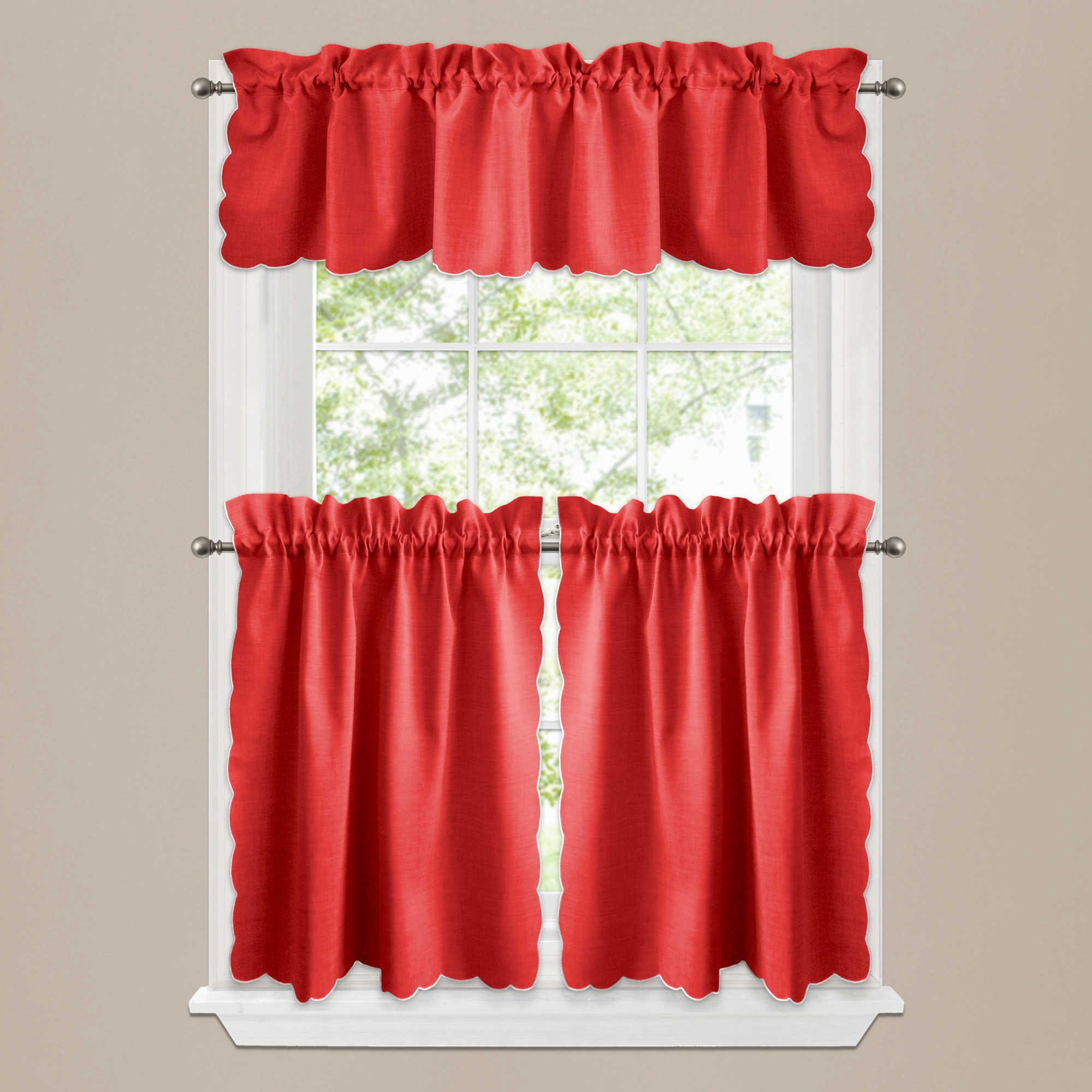 Types of Valances for Kitchen