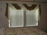 Sheer Swag Curtains Valances | Window Treatments Design Ideas