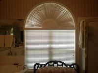 Vertical Blinds For Arched Windows | Window Treatments ...