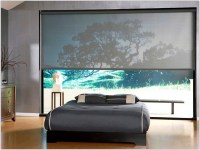 Window Blinds Large Windows | Window Treatments Design Ideas