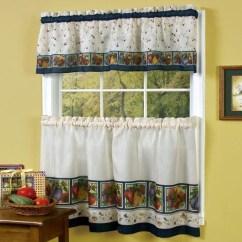 Red Valances For Kitchen Windows Black Knobs Window Treatments Design Ideas