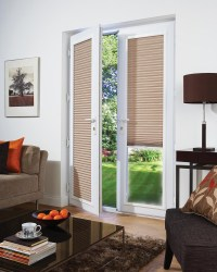 Bamboo Shades For Patio Doors | Window Treatments Design Ideas