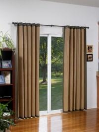 Bamboo Shades For Sliding Glass Doors   Window Treatments ...