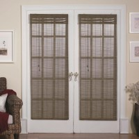 Magnetic Roman Shades For French Doors | Window Treatments ...