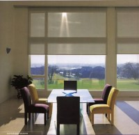 Roller Shades Sliding Glass Doors | Window Treatments ...