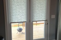 Shades For French Doors | Window Treatments Design Ideas