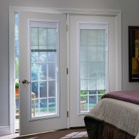 Solar Shades For French Doors | Window Treatments Design Ideas