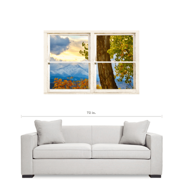 mountain window views