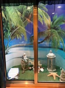 Decorative Window Well Liners  Over 24 decorative scenes
