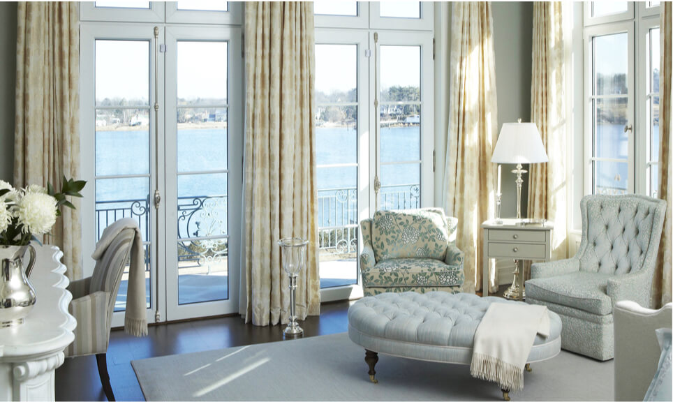 Custom Window Treatments From Drapes To Blinds Window