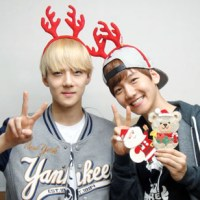 121224 Sehun & Baekhyun FANBOARD REPLIES at EXO-K official Website - ENG TRANS