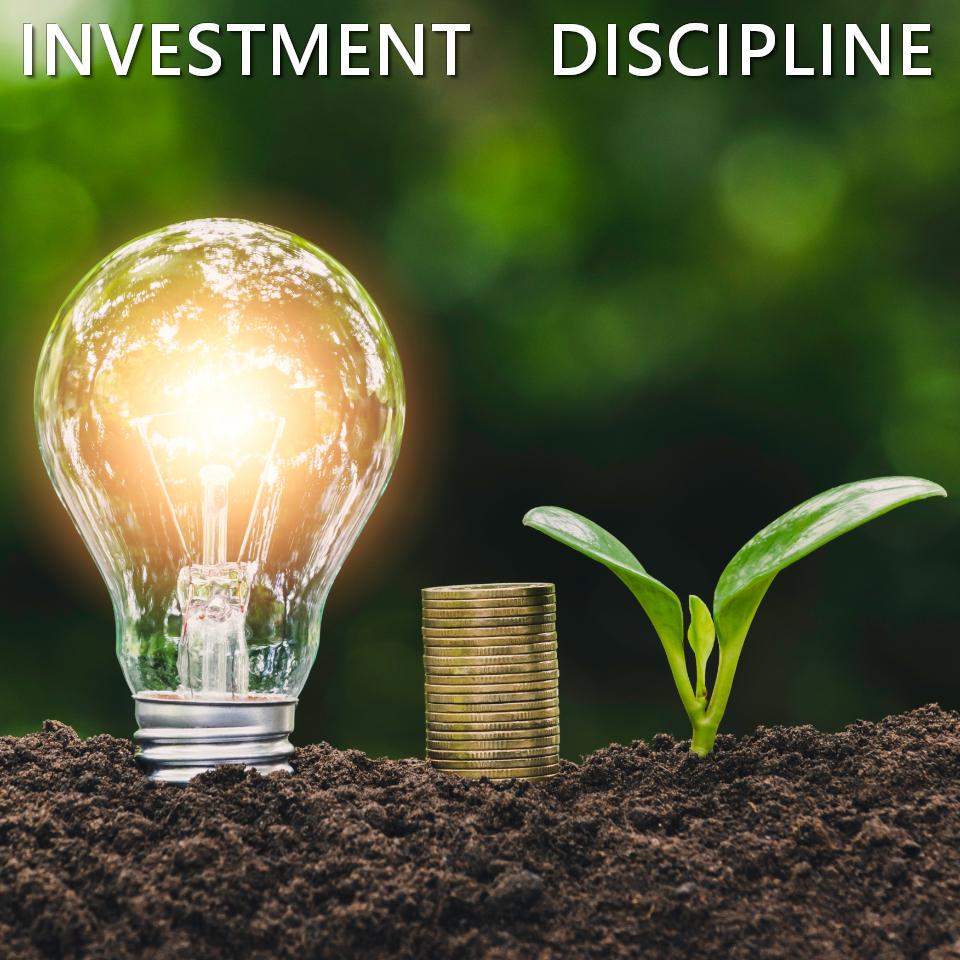 Wind River Wealth Advisors, portfolio management, asset management, investment management, wealth management, retirement planning, financial planning require Investment Discipline