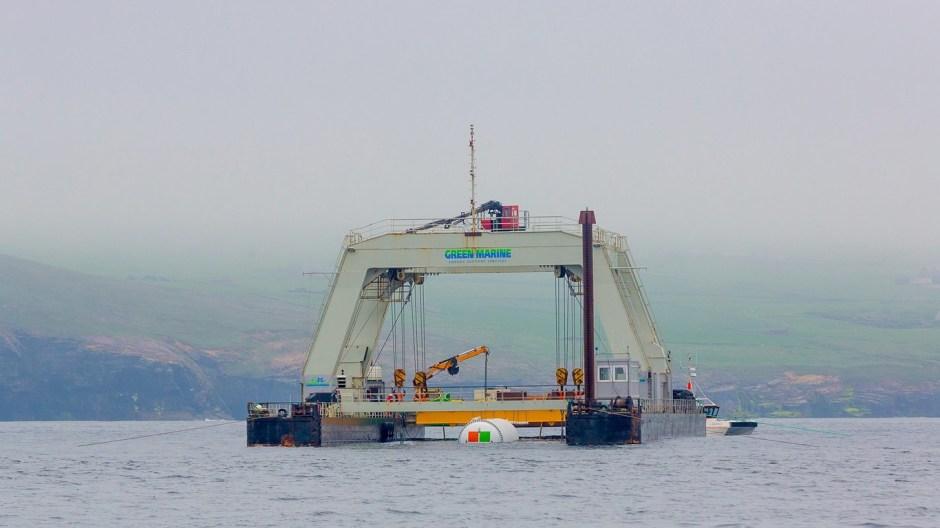 microsoft data center - Data Center instalado en el fondo del mar por Microsoft