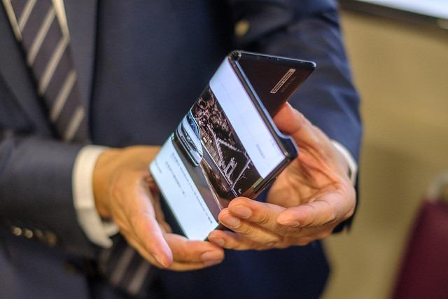 Expo Mate X - Mate X El nuevo teléfono plegable de Huawei