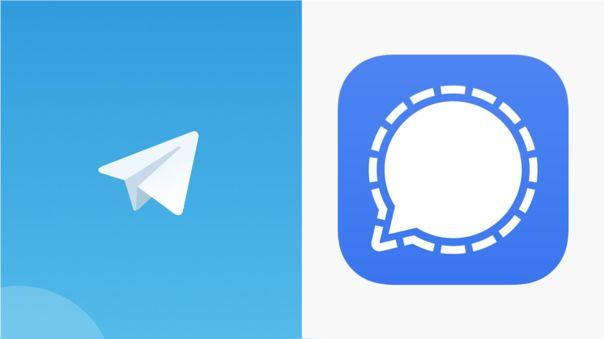 aplicacion telegram signal