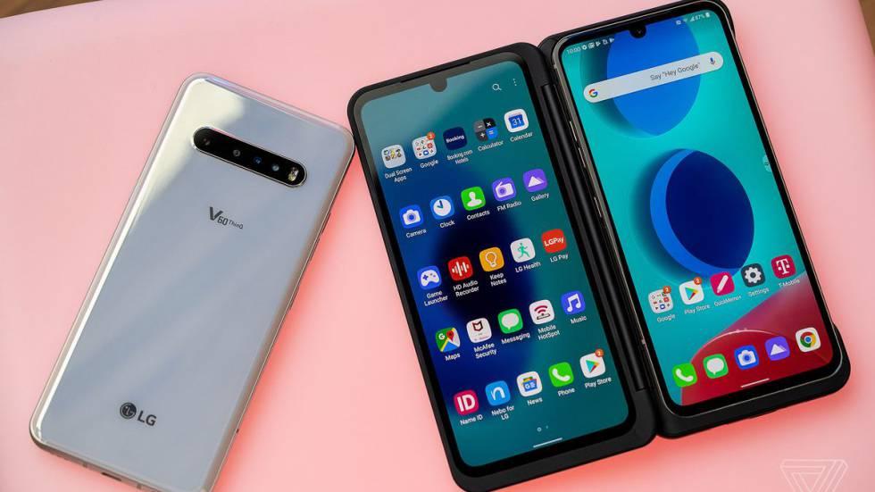 LG abandonará el mercado